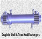 Graphite Shell and Tube Heat Exchanger
