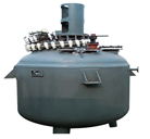 glass lined kettle for chemical equipment