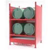 Steel Drum Storage Units