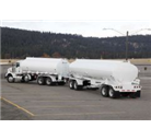 Petroleum tank trailer