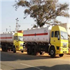 Molten Phenol Transport Truck