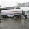 Concentrated Sulfuric Acid Tank Trailer