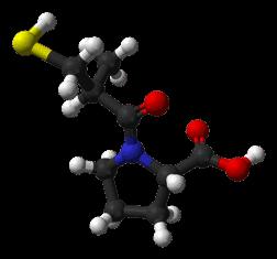 Captopril drug