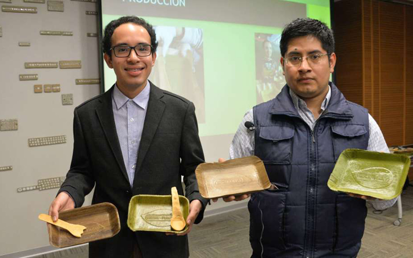 Peruvians launch biodegradable banana leaf plates to combat plastic pollution