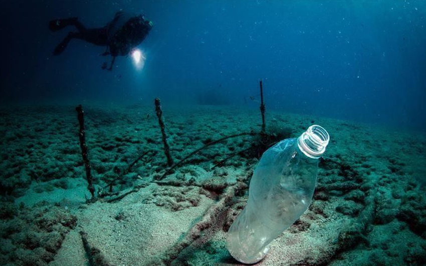 Indonesia to reduce marine plastic waste 70% by 2025