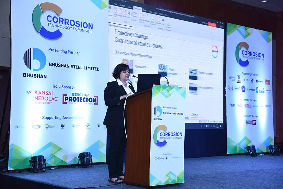 Glimpse 12 of Corrosion Technology Forum 2018