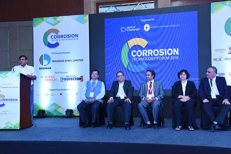Glimpse 14 of Corrosion Technology Forum 2018