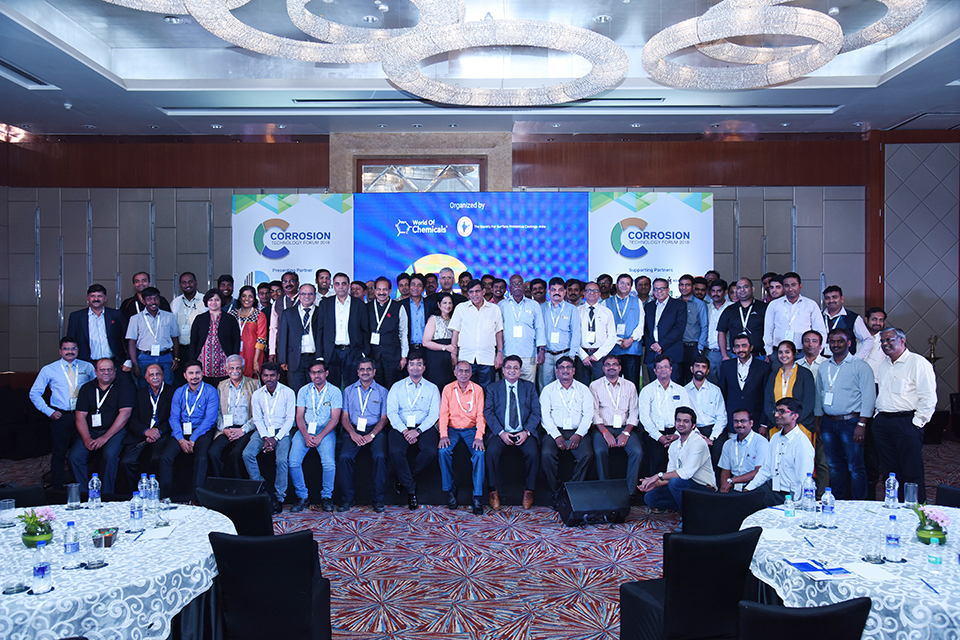 Glimpse 17 of Corrosion Technology Forum 2018