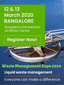 Waste Management Expo 2020 liquid waste management