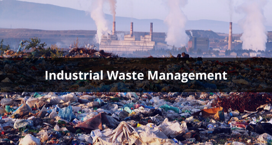 Industrial Waste Management - Waste Management Expo 2020