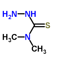4,4-Dimethyl-3-Thiosemicarbazide-Product_Structure