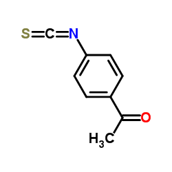 4-Acetylphenyl Isothiocyanate-Product_Structure