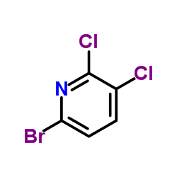 6-Bromo-2,3-Dichloropyridine-Product_Structure